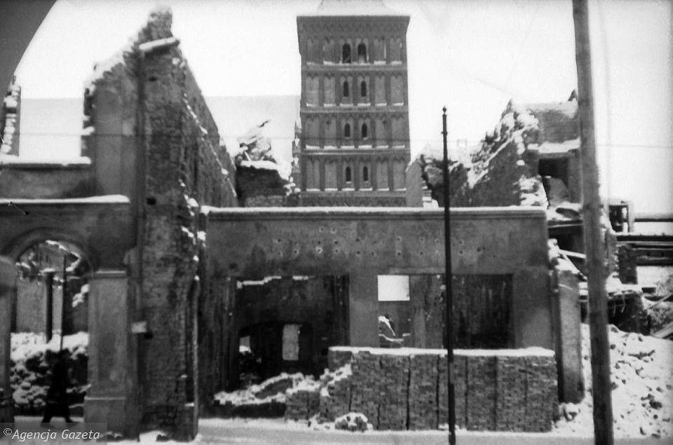 Zdjęcie numer 8 w galerii - Jak Olsztyn wracał do życia 22 stycznia 1945 r. Wspomnienia