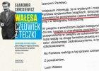"""Wałęsa pisze maila do wydawnictwa. Domaga się """"wycofania z obiegu"""" szkalującej go książki. Daje ultimatum czasowe"""