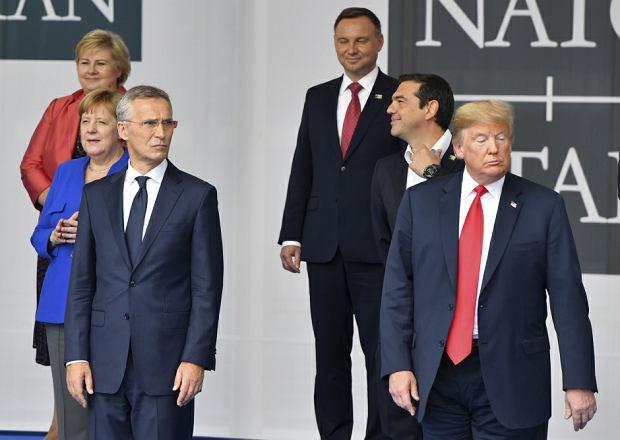 Spotkanie przywódców na szczycie w Brukseli