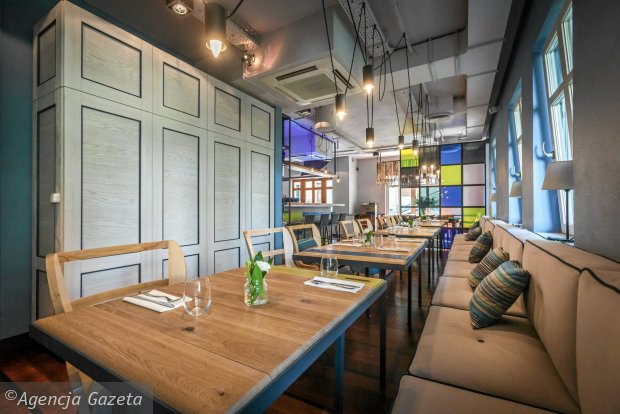 21.07.2014 Sopot . Restauracja Morska . Fot. Dominik Sadowski / Agencja Gazeta