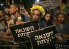 Marsz środowisk LGBT przeciwko przemocy w Tel Awiwie