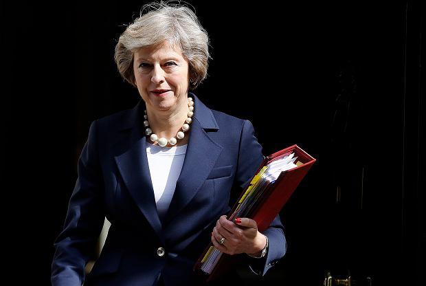 Wlk. Brytania: Premier Theresa May chce Brexitu bez zgody parlamentu