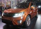 Mahindra XUV Aero | SUV w stylu coupe