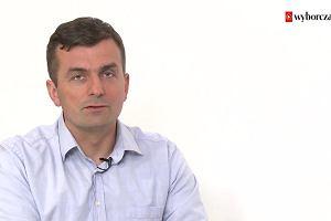 """Temat dnia """"Gazety Wyborczej"""": W�odzimierz Paszy�ski: Zmiany, kt�re czekaj� nas w szkolnictwie b�d� jak tsunami"""