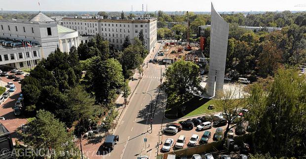 Lubomirscy walczą pod Sejmem. Czy przejmą kluczową działkę?