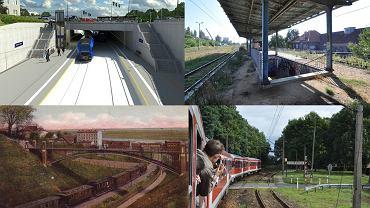 Szczecińska Kolej Metropolitalna. Przeszłość, teraźniejszość, przyszłość