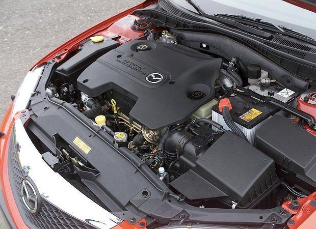 Mazda 6 z silnikiem 2.0 CiTD