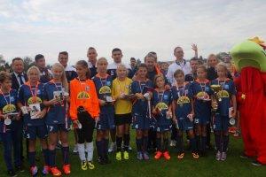 Gryfik Cup 2014: Orze� Wa�cz i Kotwica Ko�obrzeg najlepsi