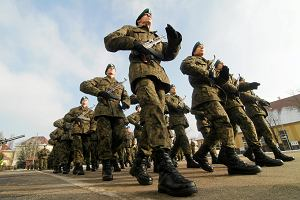 MON proponuje nowe dodatki służbowe dla żołnierzy Wojsk Specjalnych