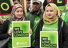 Część Brytyjczyków uważa, że nietolerancja jest OK