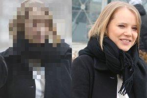 Fotoreporterzy czekali pod gmachem TVP na gwiazdy, które szły na nagranie do Pytania na śniadanie. Jedną z nich była Joanna Kulig. Zrobiono jej zdjęcia przed i po wizycie w studio.