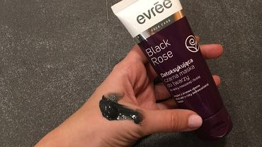 Evree Black Rose Detoksykująca Czarna Maska do Twarzy 75ml