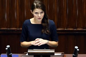 """Twarz antyaborcji. Joanna Banasiuk - orędowniczka projektu """"Stop aborcji!"""""""