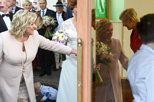 Zdjęcie numer 0 w galerii - Beata Kempa wydała córkę za mąż! W kościele Andrzej Duda z żoną. Mszę koncelebrował ojciec Rydzyk