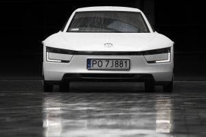 Volkswagen XL1 | Pierwsza jazda | Dotkn�� wizji Piecha