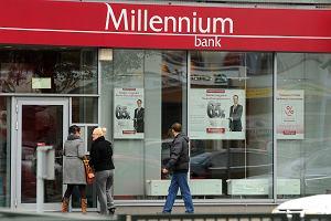 Świetne wieści dla frankowiczów. Bank Millennium wycofa sięz niekorzystnego dla nich rozwiązania