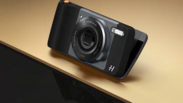 Smarton Moto Z oraz moduł fotograficzny Hasselblad