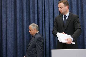 Duda w or�dziu po linii PiS. Zapomnia�, co m�wi� o Trybunale prezydent Lech Kaczy�ski?