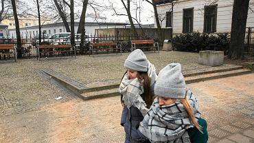 Skwer Trzech Tramwajarek miałby powstać u zbiegu ulic Dąbrowskiego i Kochanowskiego na Jeżycach