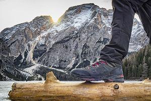 Merrell - solidne buty męskie w trekkingowym stylu