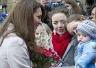 Jak Kate i William nazw� swoje dziecko? Ju� zacz�y si� spekulacje