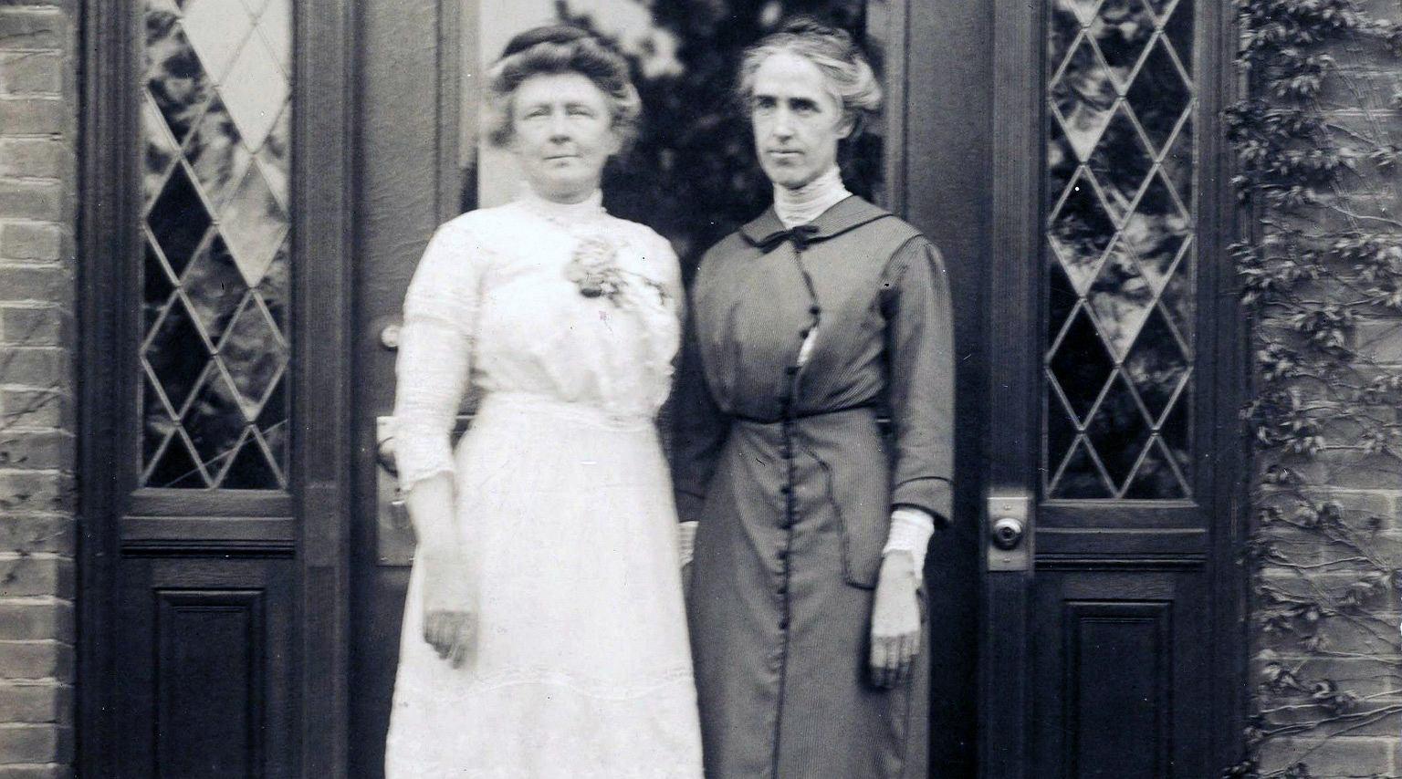 Annie Jump Cannon i Henrietta Swan Leavitt, 1913 r.