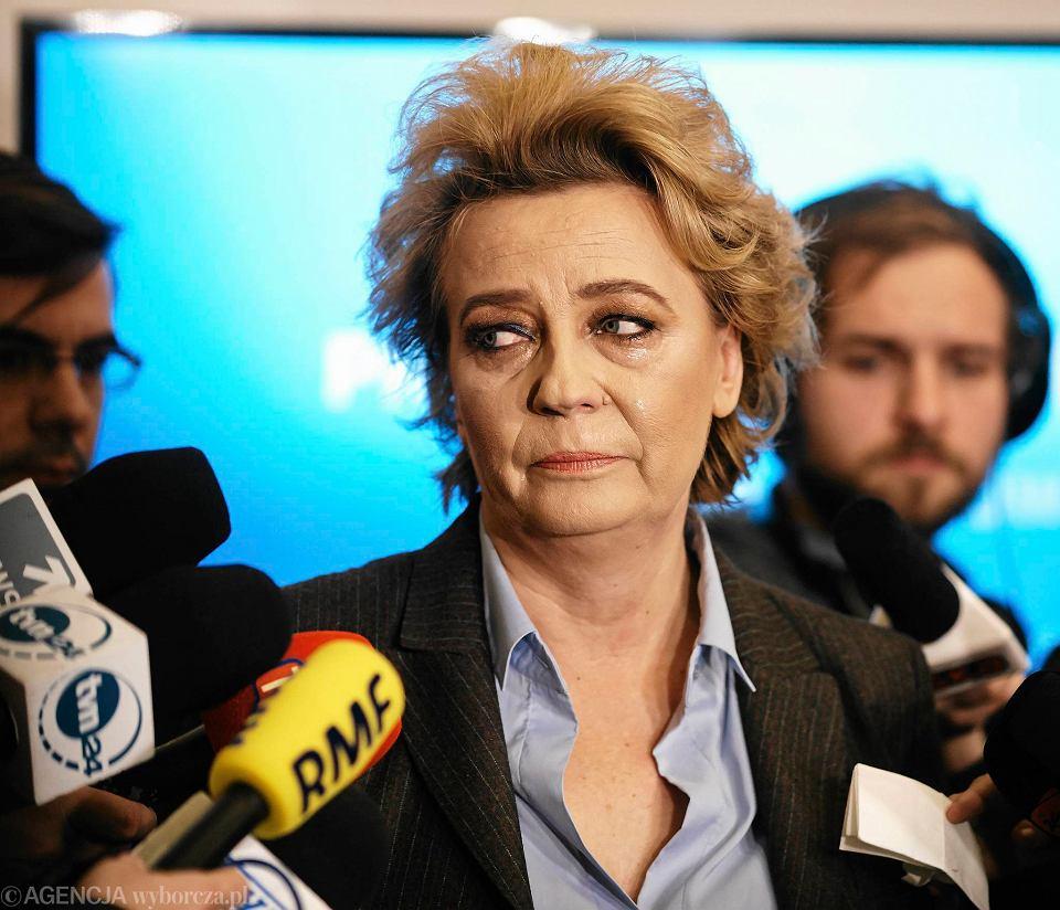 Znalezione obrazy dla zapytania Prezydent Łodzi Hanna Zdanowska platforma