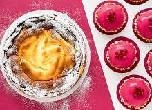 Różowe serniczki - ugotuj