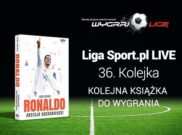 Nagroda w Lidze Specjalnej na 36. kolejkę Ekstraklasy w Wygraj Ligę