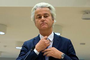 Geert Wilders skazany za podżeganie do dyskryminacji