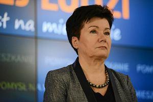 Gronkiewicz-Waltz obiecuje: spotkania z aktywistami co dwa miesi�ce