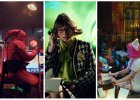 """Odjechane kostiumy w filmie Terry'ego Gilliama """"Teoria wszystkiego"""", czyli kombinezon z folii i lateksowa mini"""