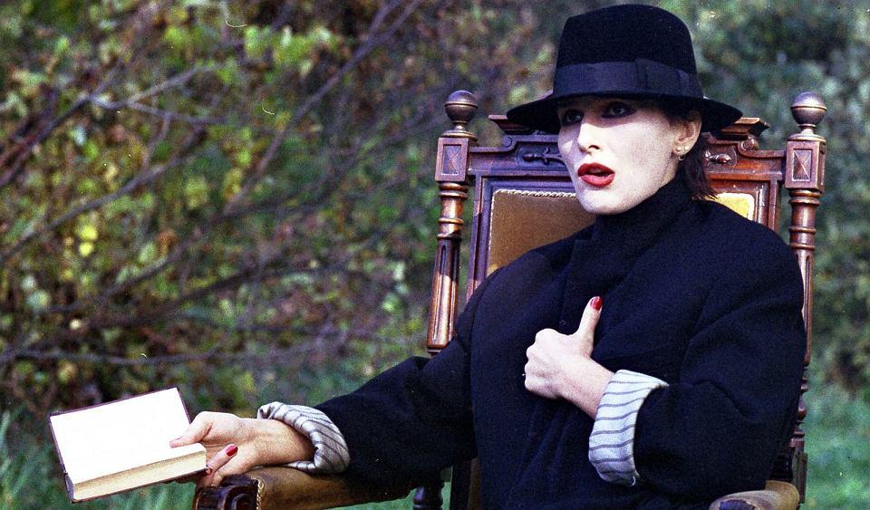 Kadr z filmu 'Czuje się świetnie' (1983 r.)