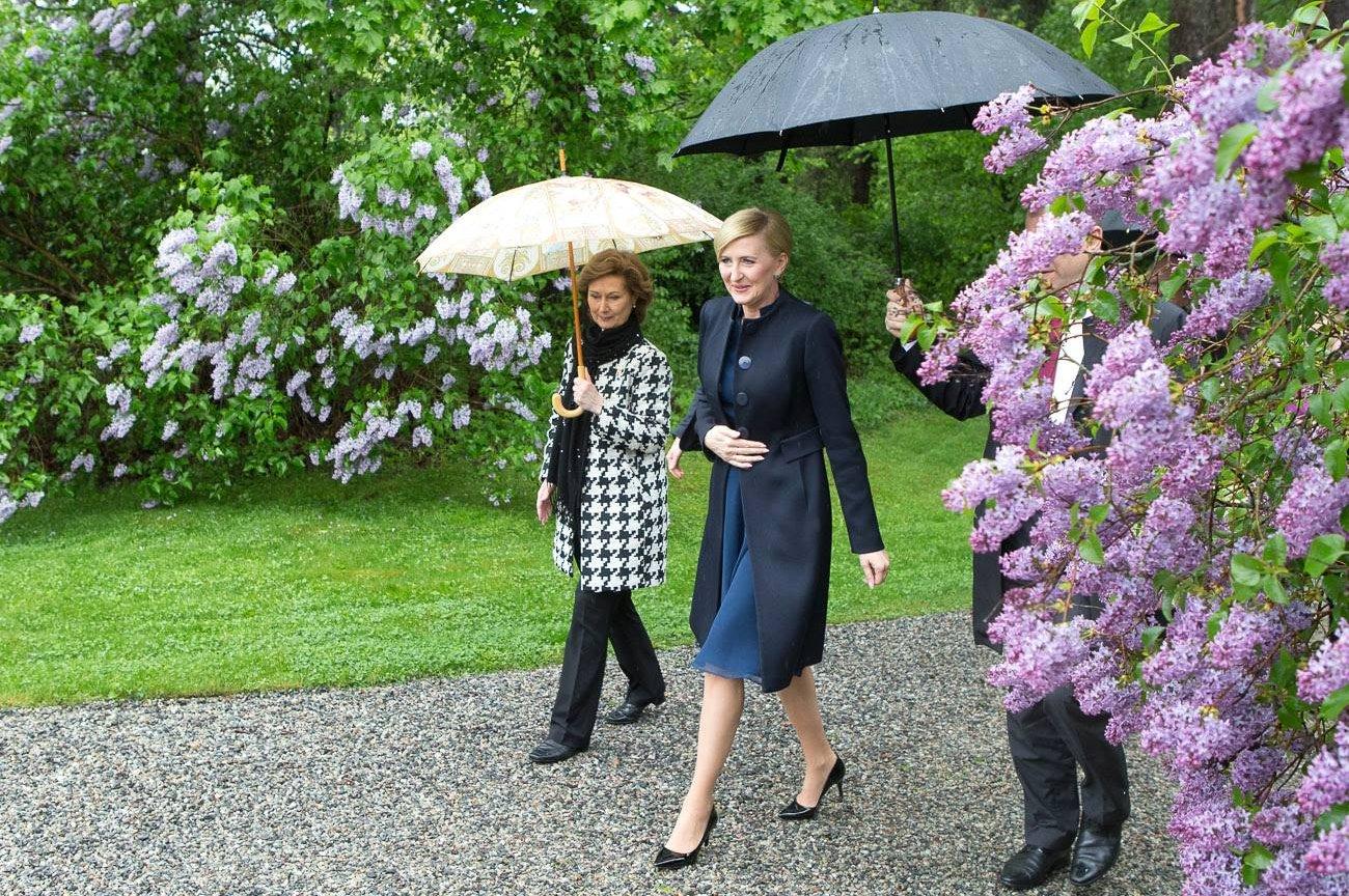 Kancelaria Prezydenta publikuje TO zdjêcie Agaty Dudy. Spójrzcie na jej rêce