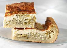 Placek cebulowy (zwiebelkuchen) - ugotuj
