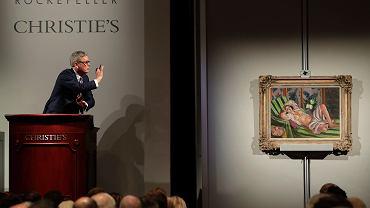 Christites Rockefeller Auction