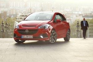 Opel Corsa OPC | Pierwsza jazda | Ma�y, ale wariat