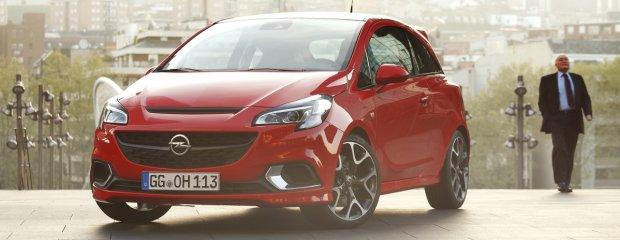 Opel Corsa OPC | Pierwsza jazda | Mały, ale wariat