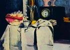 Z czasem przez wieki (malarstwa). Zegar, czyli straszak