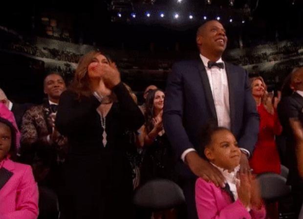 Blue Ivy i Jay Z