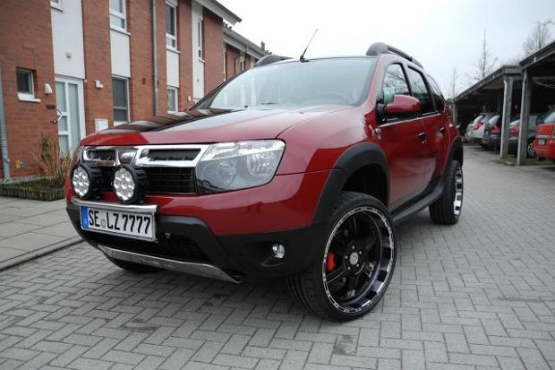 Dacia Duster od LZParts