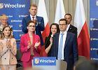Morawiecki we Wrocławiu: Nie jestem Świętym Mikołajem z workiem pieniędzy, a budżet państwa nie jest z gumy