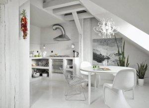 Jak malowa� sufit