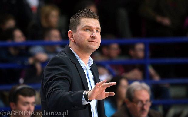Trener Barcelony Nowy Nowy Trener Koszykarskiej