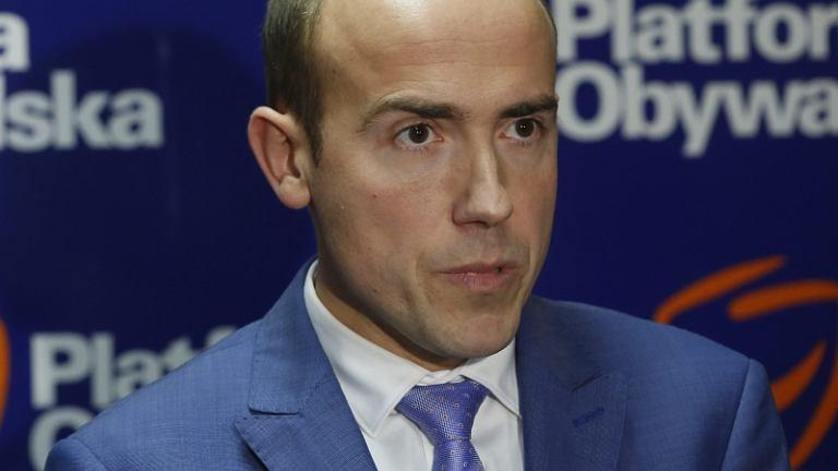 Borys Budka, były minister sprawiedliwości