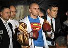Boks. Krzysztof G�owacki bokserskim mistrzem �wiata WBO w wadze junior ci�kiej