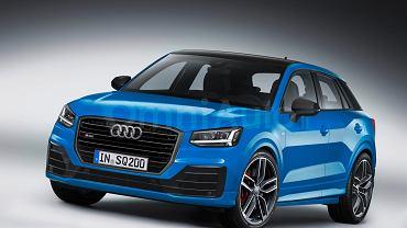 Wizualizacja Audi SQ2