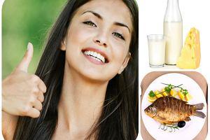 Dieta na zdrowe i bia�e z�by