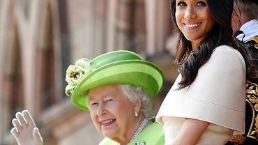 Meghan Markle po ślubie ma restrykcyjną dietę narzuconą przez rodzinę królewską