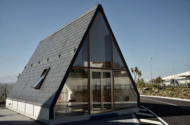 Dom M.A.Di. można zbudować w 6 godzin i kosztuje zaledwie 33 tysiące dolarów.